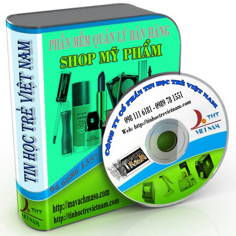 Phần mềm quản lý bán hàng, cửa hàng mỹ phẩm sử dụng máy đọc mã vạch,phần mềm quản lý bán hàng, phan mem quan ly ban hang